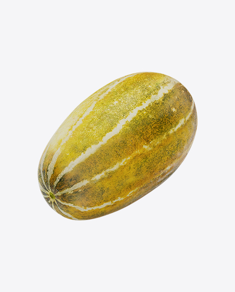 Yellow Long Melon