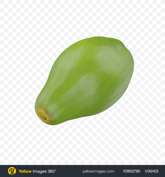 Download Papaya Transparent PNG on Yellow Images 360°