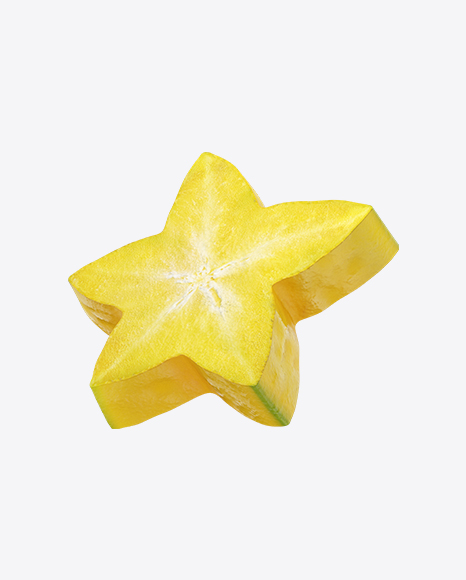 Star Fruit Slice