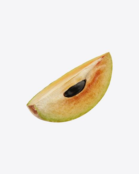 Sapodilla Slice
