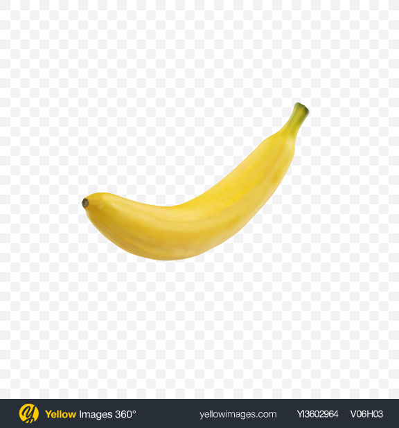 Download Banana Transparent PNG on Yellow Images 360°