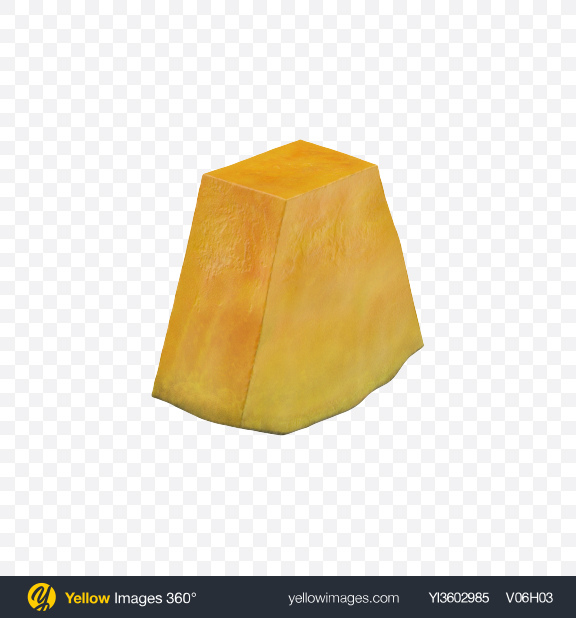 Download Kabocha Slice Transparent PNG on Yellow Images 360°