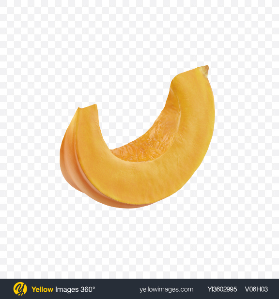 Download Pumpkin Slice Transparent PNG on YELLOW Images