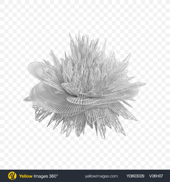 Download Abstract Form Transparent PNG on Yellow Images 360°