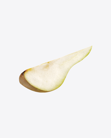 Conference Pear Slice