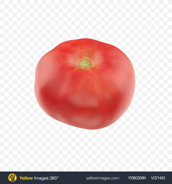 Download Pink Tomato Transparent PNG on Yellow Images 360°