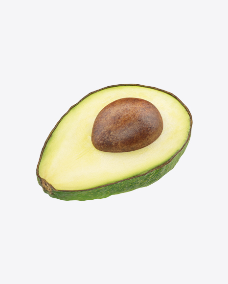 Half of Avocado
