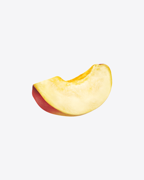 Nectarine Slice
