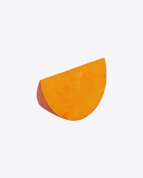 Sweet Potato Slice