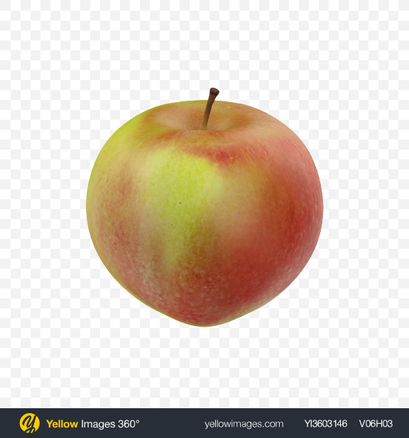 Download Apple Transparent PNG on Yellow Images 360°