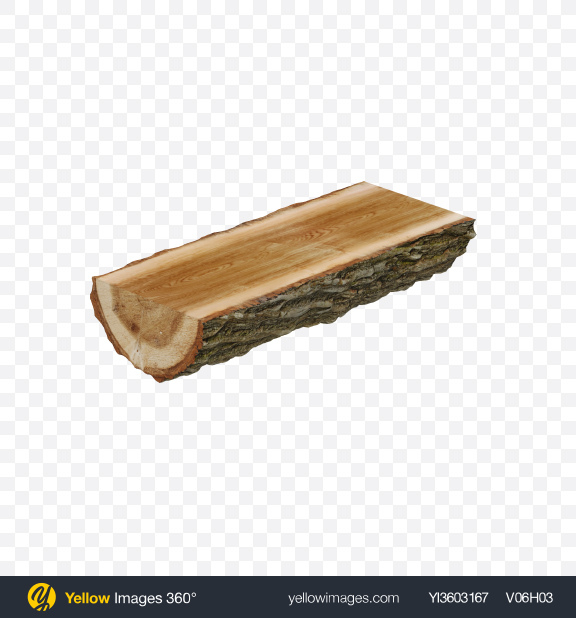 Download Oak Log Transparent PNG on Yellow Images 360°