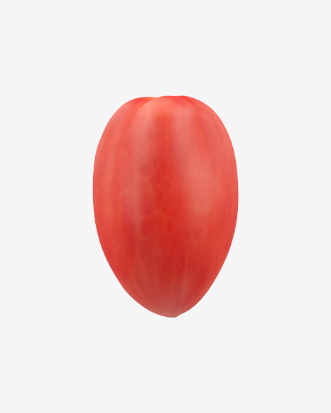 Long Red Tomato