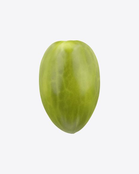 Long Green Tomato