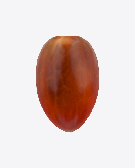 Long Brown Tomato