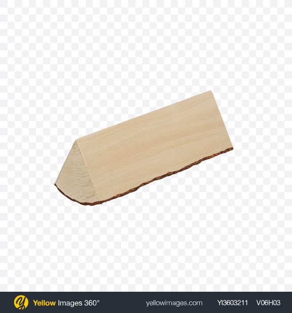 Download Walnut Log Transparent PNG on Yellow Images 360°