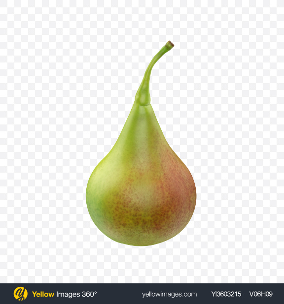 Download Forelle Pear Transparent PNG on Yellow Images 360°