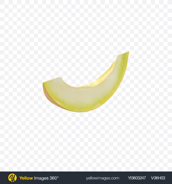 Download Melon Slice Transparent PNG on Yellow Images 360°
