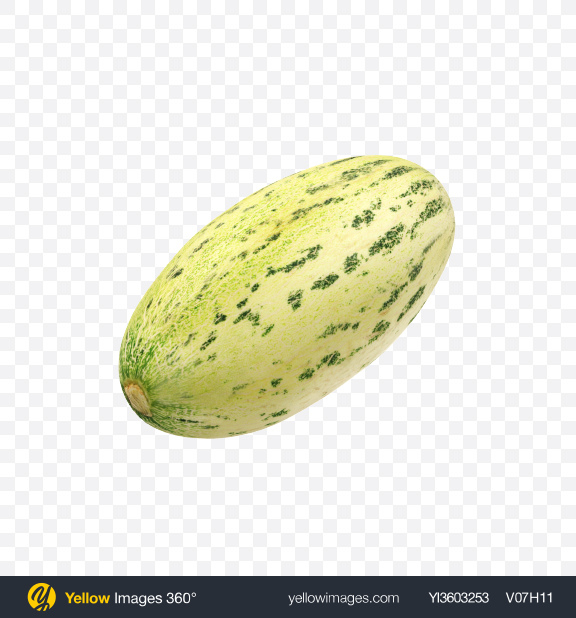 Download Torpedo Melon Transparent PNG on Yellow Images 360°