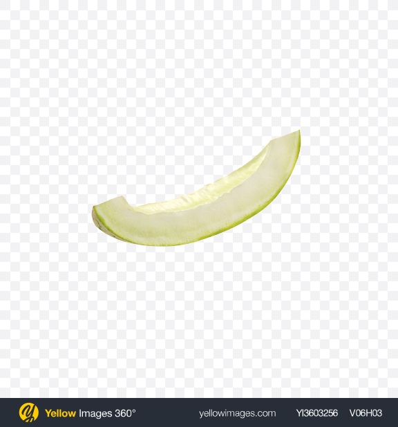 Download Torpedo Melon Slice Transparent PNG on Yellow Images 360°