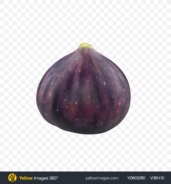Download Fig Transparent PNG on Yellow Images 360°