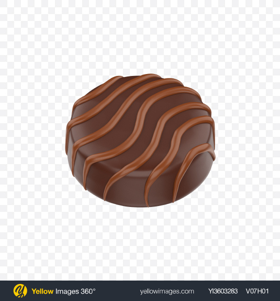 Download Chocolate Candy Transparent PNG on Yellow Images 360°