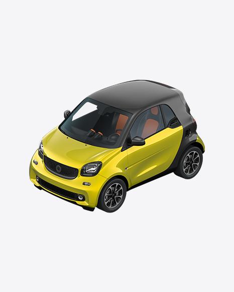 Yellow City Car
