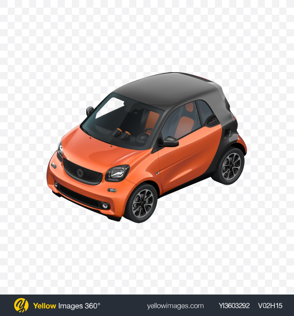Download Orange City Car Transparent PNG on Yellow Images 360°