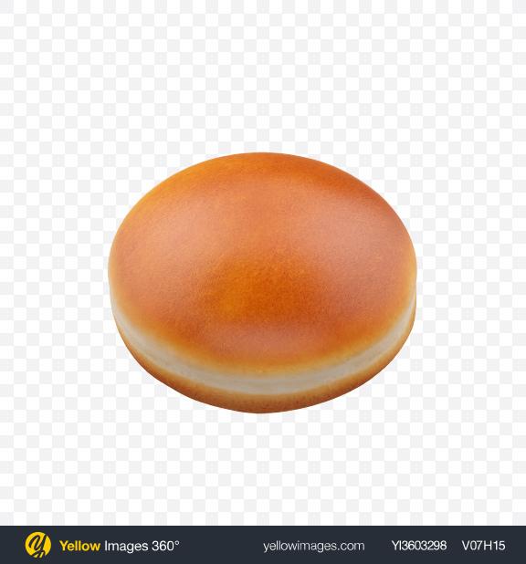 Download Burger Bun Transparent PNG on Yellow Images 360°