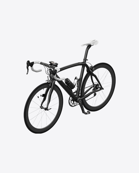 Black Road Bicycle