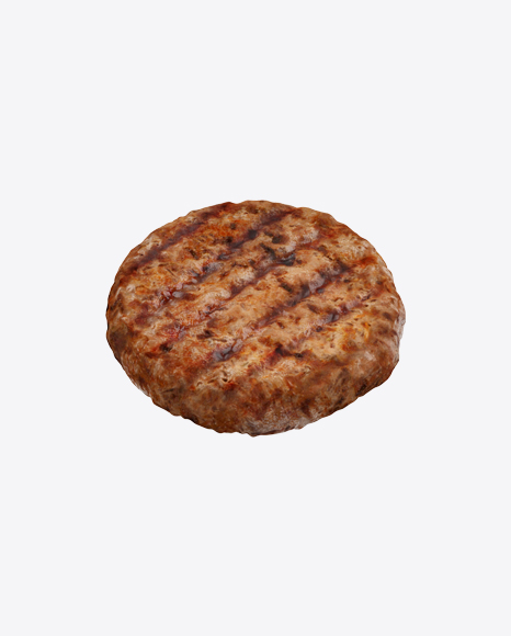 Grilled Burger Patty