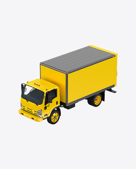 Yellow Duty Truck