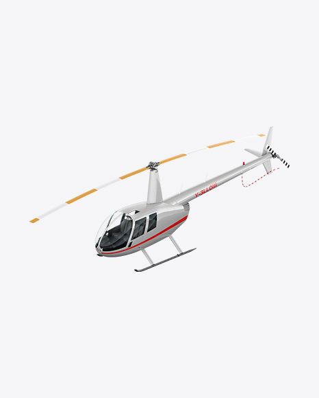 White Light Helicopter