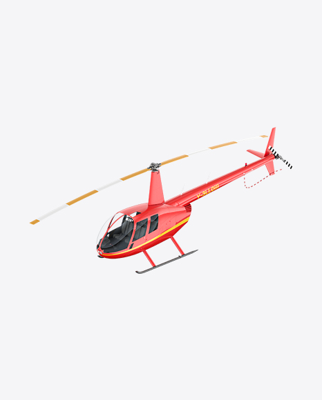 Red Light Helicopter