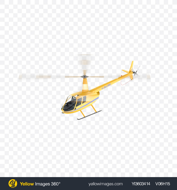 Download Flying Yellow Light Helicopter Transparent PNG on Yellow Images 360°