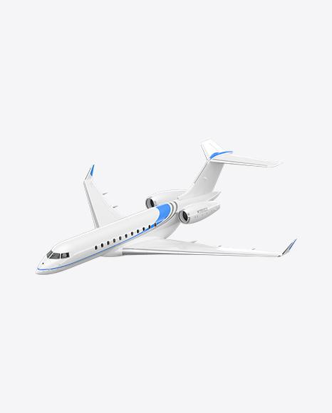 Fluing Business Jet