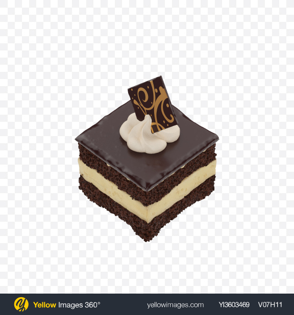 Download Petit Four Transparent PNG on YELLOW Images