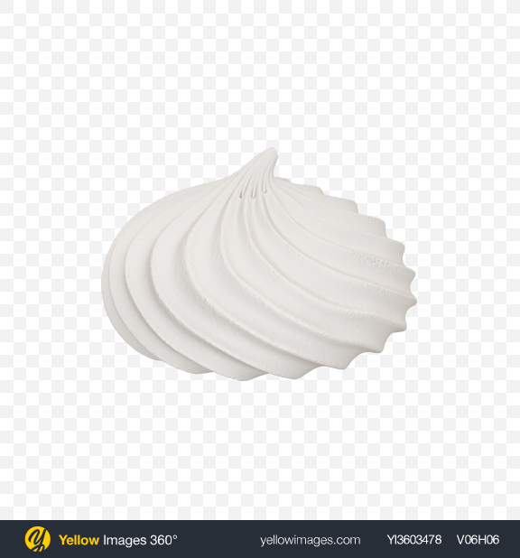 Download Meringue Cookie Transparent PNG on Yellow Images 360°