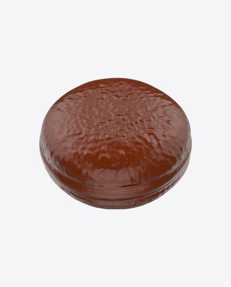 Chocolate Coated Snack Cake