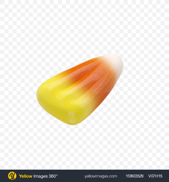 Download Candy Corn Transparent PNG on Yellow Images 360°
