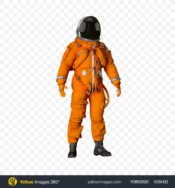 Download ACES Spacesuit Transparent PNG on Yellow Images 360°