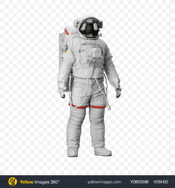 Download Astronaut Transparent PNG on Yellow Images 360°
