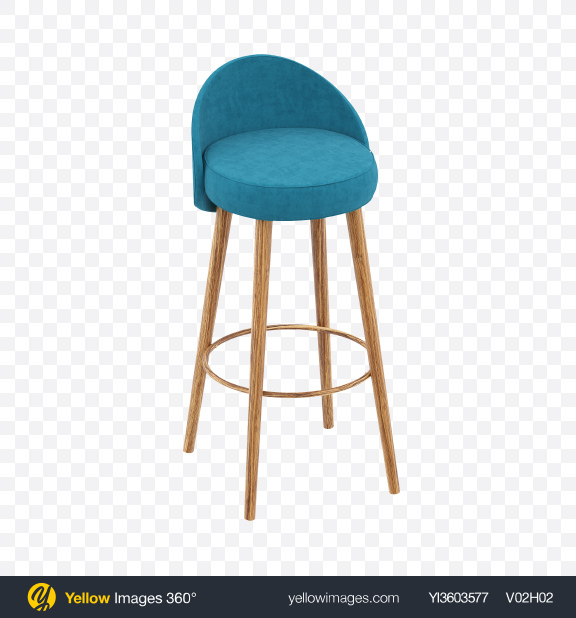 Download Wooden Chair Transparent PNG on Yellow Images 360°