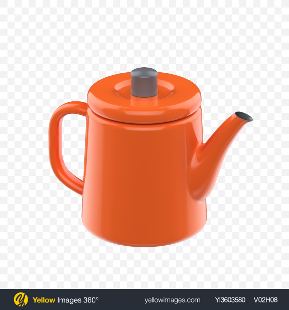 Download Teapot Transparent PNG on Yellow Images 360°