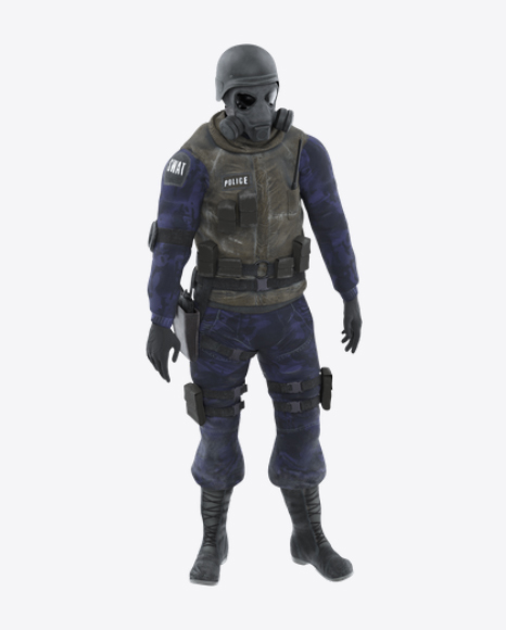SWAT Uniform