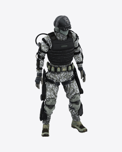 Military Exoskeleton