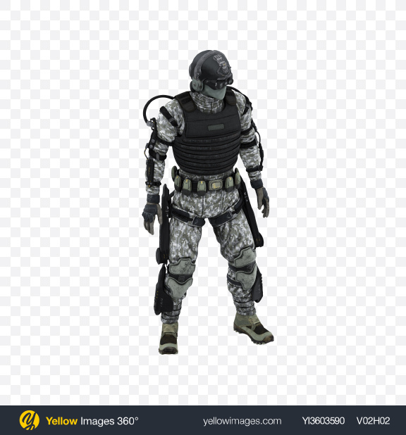 Download Military Exoskeleton Transparent PNG on Yellow Images 360°