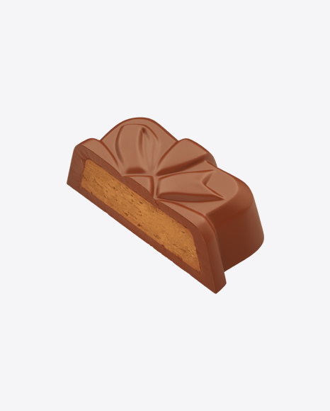 Half of Milk Chocolate Candy
