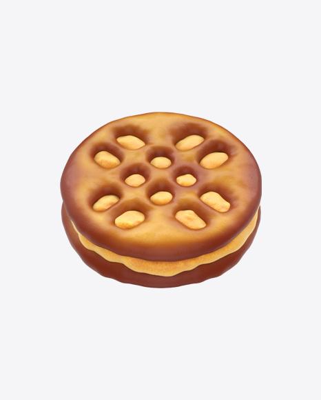 Mini Pretzel Sandwich