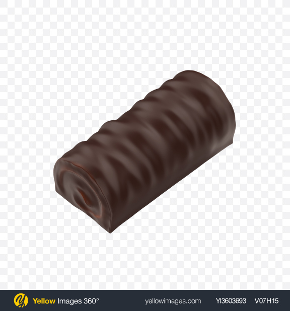 Download Mini Swiss Roll Transparent PNG on Yellow Images 360°