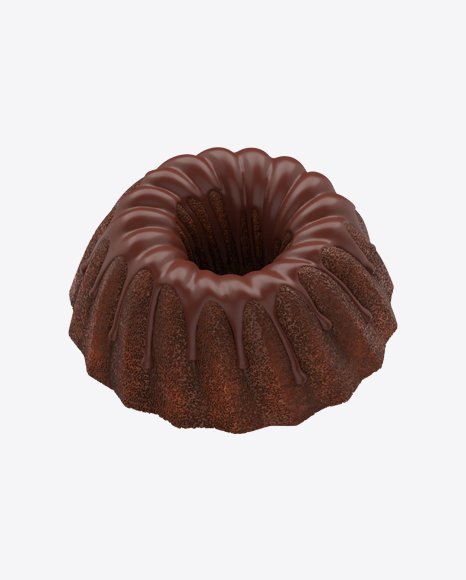 Chocolate Glazed Bundt Cake